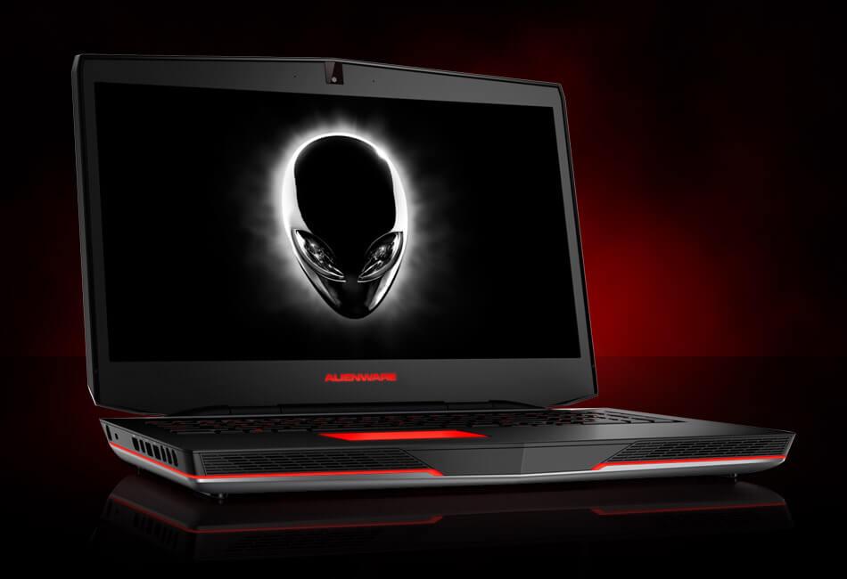 Dell Alienware laptop do gier