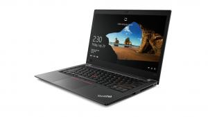 Lenovo ThinkPad T480s jest to bardzo porządny i wydajny ultrabook. Doskonale przydaje się on na przykład w pracy mobilnych użytkowników biznesowych